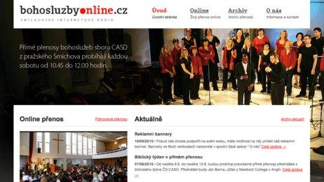 Bohoslužby Online